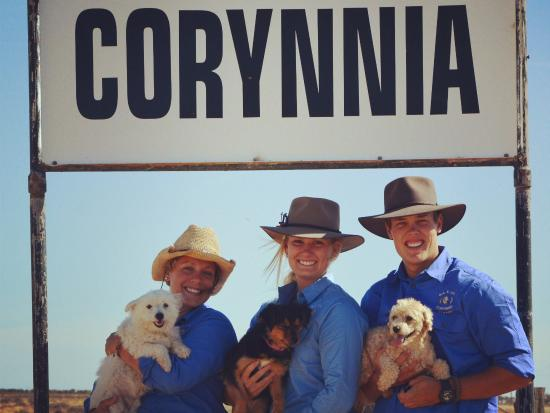 Hay, ออสเตรเลีย: Welcome to pet friendly Corynnia Station!