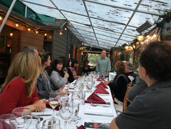 "Casa Nostra: "" Great Wine and Food Pairing Dinner!"""