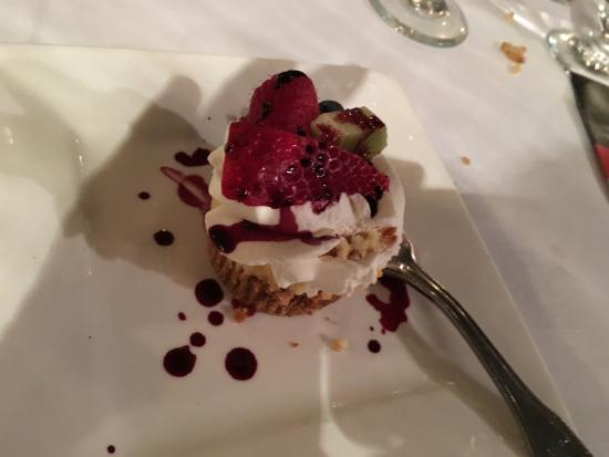 "Casa Nostra: ""Best Cheesecake I've ever had!"""