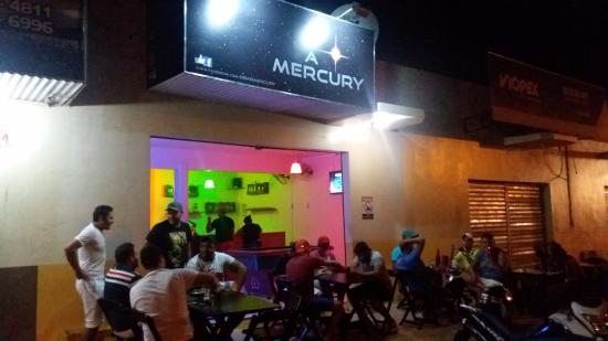 Bar Mercury