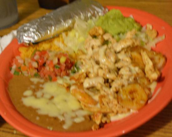 Scott City, Канзас: Friday chicken special