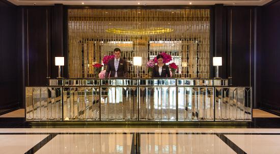The Ritz-Carlton, Kuala Lumpur: Reception