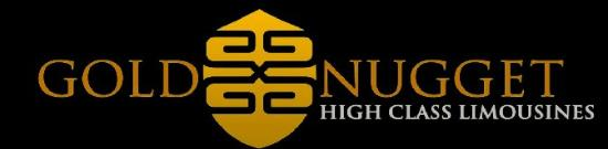 Image result for gold nugget limo logo cabo