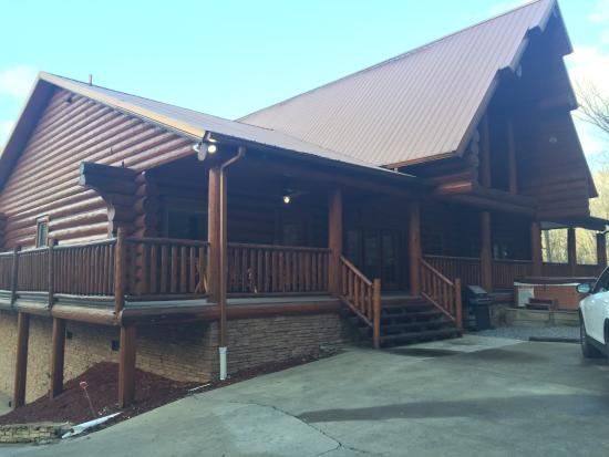 El Castillo With Private Heated Swimming Pool Tripadvisor Pigeon Forge Vacation Rental