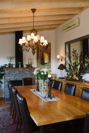 Opua, นิวซีแลนด์: Dining Room