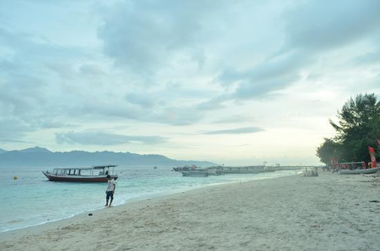 Gili Islands, Indonesia: Pesona Pantainya yang bersih dengan airnya yang begitu jernih