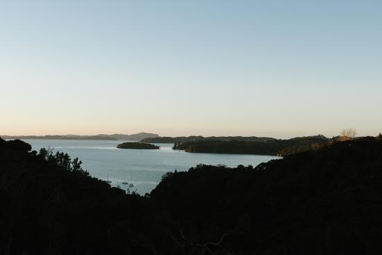 Opua, New Zealand: Tranquil evening