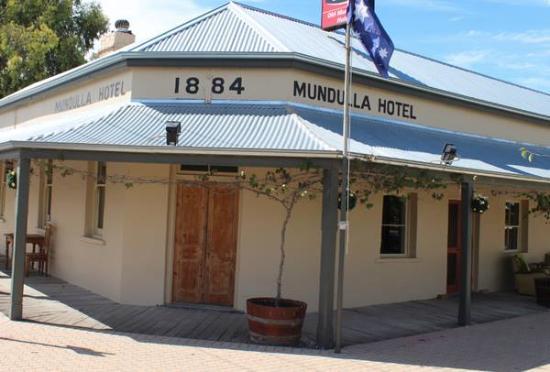 Old Mundulla Hotel