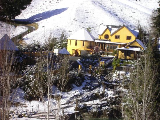 The Mudcastle: Snow View 2011