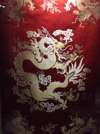 Chengdu shu brocade and embroidery museum