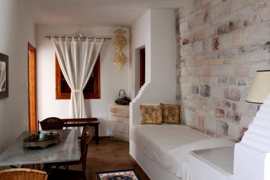 Kastraki, Yunanistan: triple room