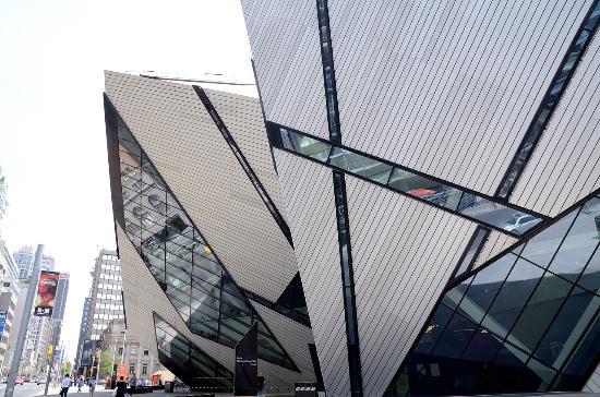 ロイヤルオンタリオ博物館