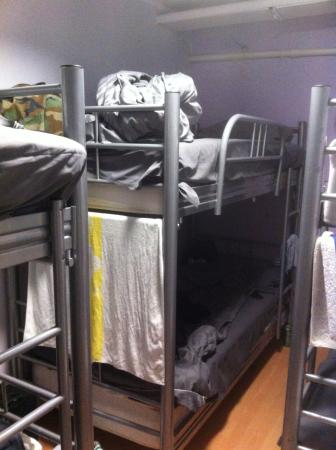 Beds provided by Hostels by Nordic.