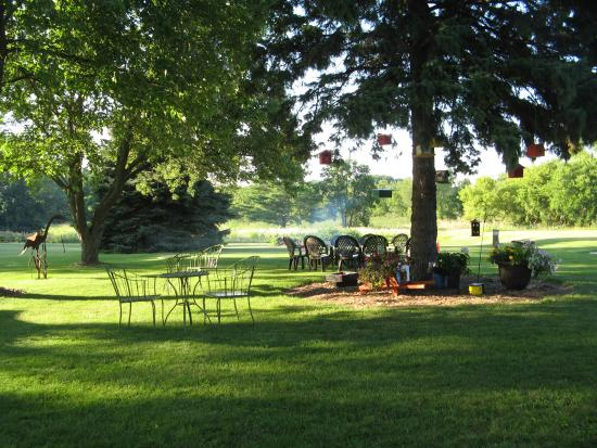 Fond du Lac, WI: outdoor parties