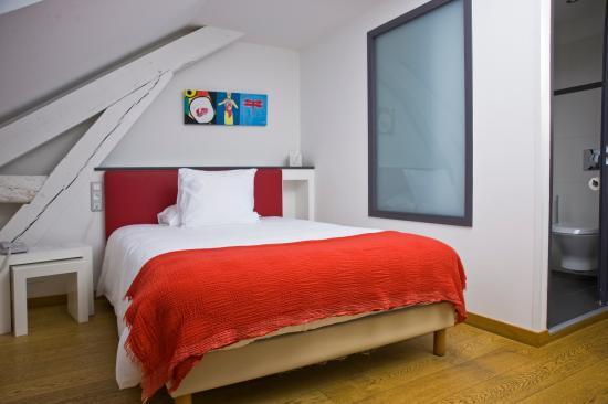 Le Manoir d'Agnes: chambre standard