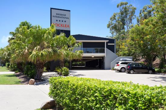 Rocklea International Motel