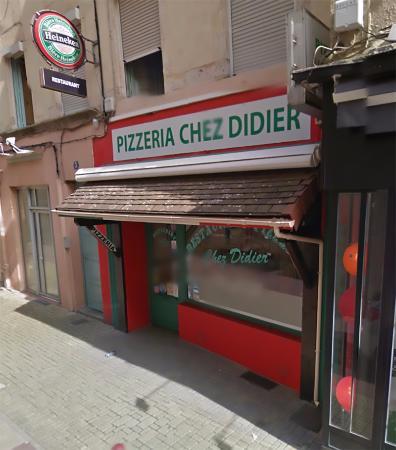 Pizzera Chez Didier