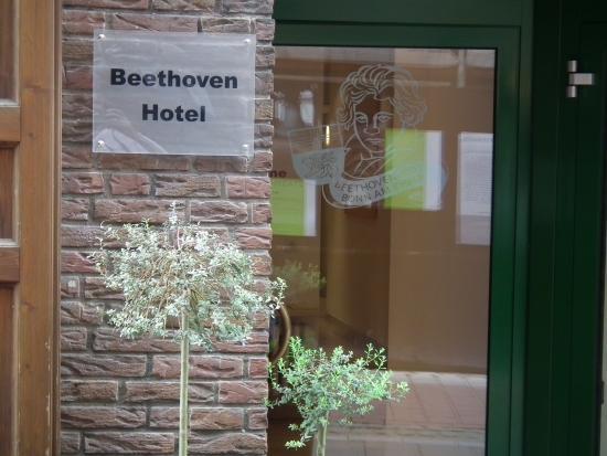Beethoven Hotel: Aussenansicht