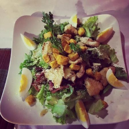 Indigo Restaurant: Ceasar Salad