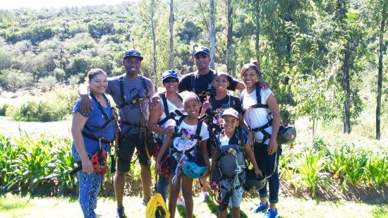Greater Addo, Sudáfrica: Family fun for all ages.