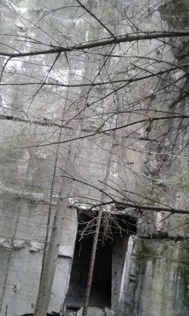 Gierloz, Polonia: 8 m zbrojeń nad bunkrem