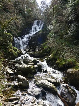 Holiday Inn Killarney: Torc waterfall a few miles from hotel