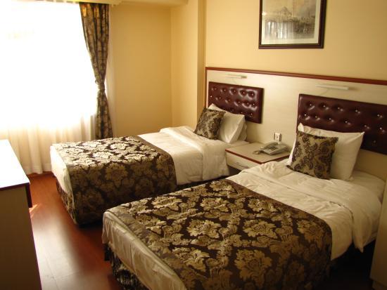 Tayhan Hotel : room