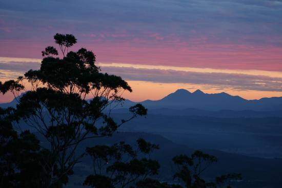 North Tamborine, Австралия: Avocado Sunset