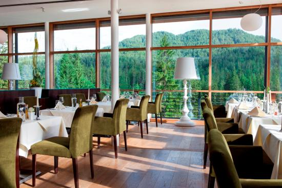Hotel das Kranzbach: Restaurant