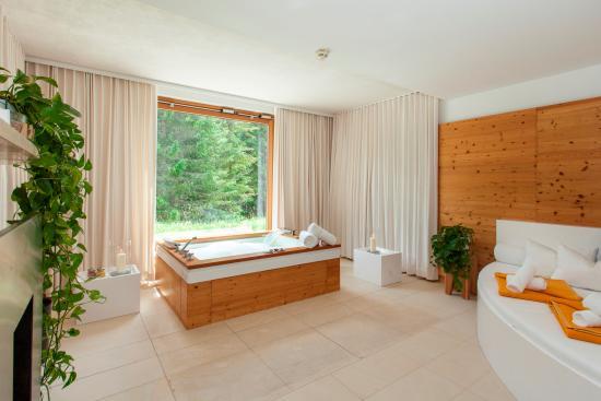 Hotel das Kranzbach: Spa Suite