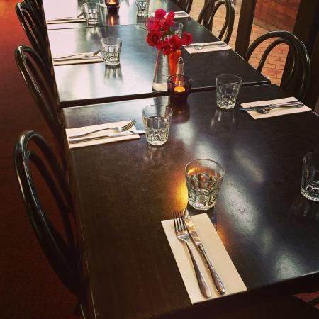 Mornington, Australia: Restaurant Atrium dining