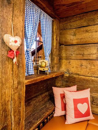 Alpengasthof Zollwirt: gemütlich bar Stammtisch