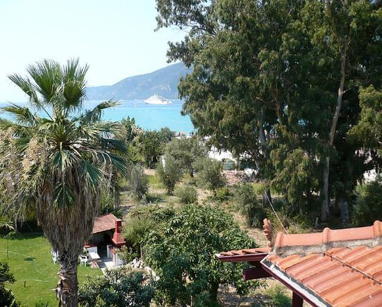 Villa Angela: View