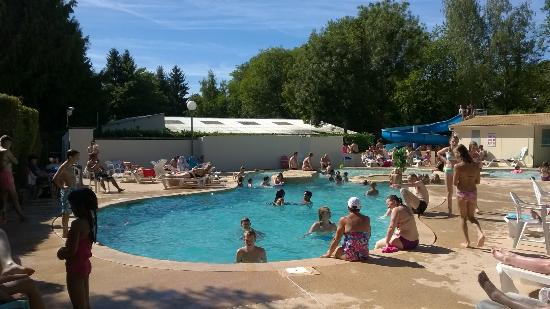 Very Relaxing   Review Of Camping Les Etangs Fleuris Touquin