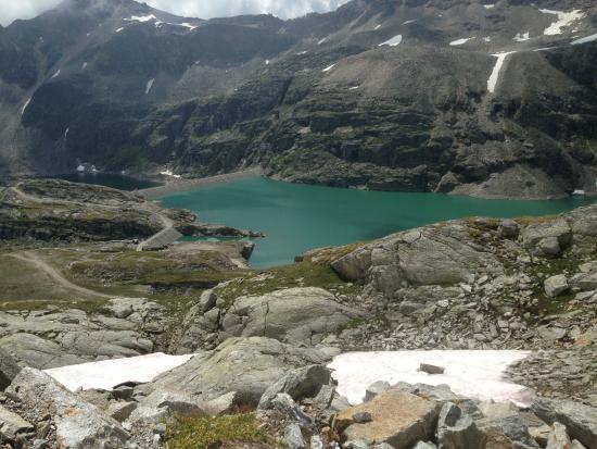 Alpenhotel Badmeister: Gletschersee