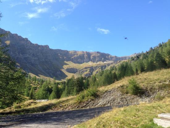 Alpenhotel Badmeister: Kleinfragant
