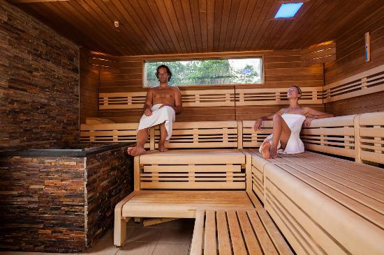 sauna picture of les bains de lavey lavey les bains tripadvisor. Black Bedroom Furniture Sets. Home Design Ideas