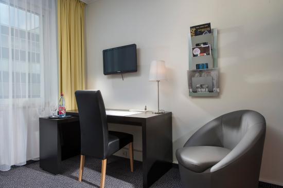 SORAT Hotel Ambassador Berlin: Komfortzimmer