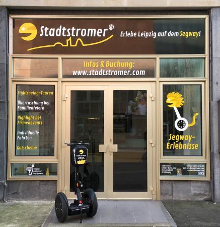 Stadtstromer - Segway Touren & Stadtrundgange