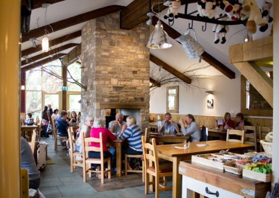 Farrington Gurney, UK: Udder Room Cafe