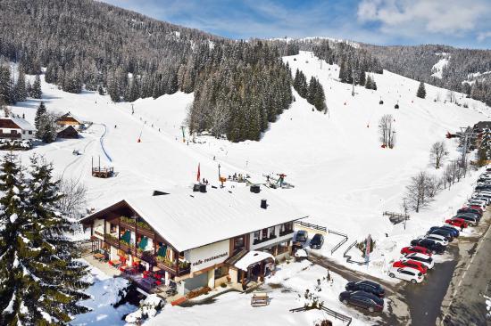 Hotel Berghof - Schi-und Wanderhotel