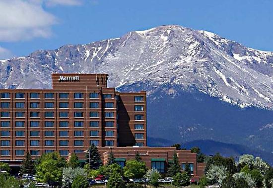 Colorado Springs Marriott Photo