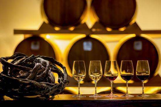 Santorini Wine Tour: Wine Tasting