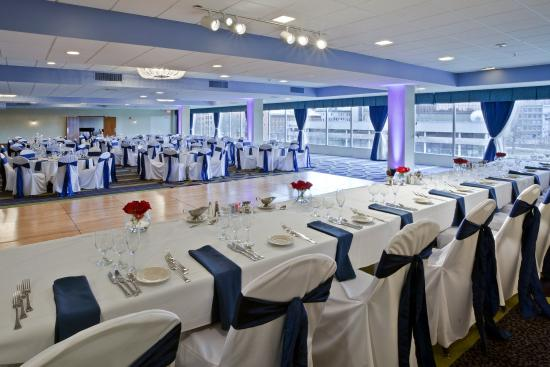 Radisson Hotel Rochester Riverside: Radisson Rochester Riverview Ball Room