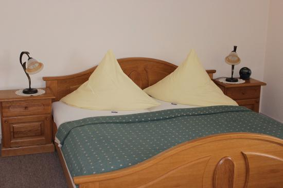 Wellnesshotel Jagdhaus: Komfortdoppelzimmer