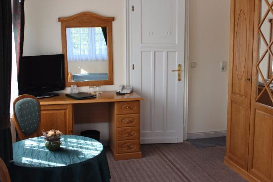 Wellnesshotel Jagdhaus: Doppelzimmer