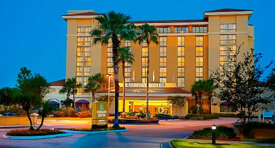 Photo of Embassy Suites Hotel Orlando - International Drive / Convention Center