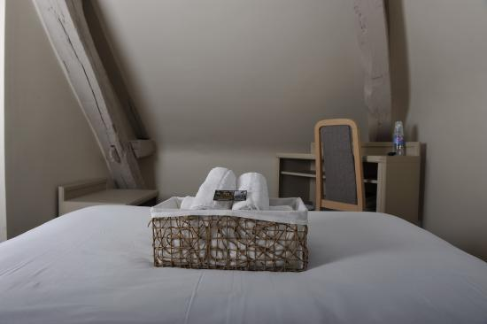 Ingrandes, Francia: chambre
