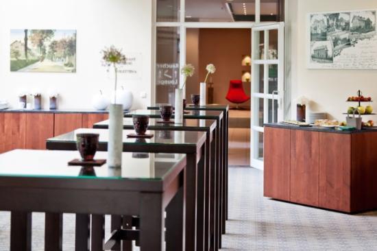 relexa hotel Bad Steben: Palmengarten