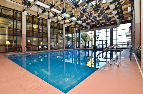 Best Western Plus Ruby S Inn Indoor Pool